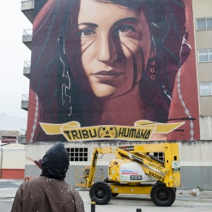 Foto mural Tribu humana, 10 de 10