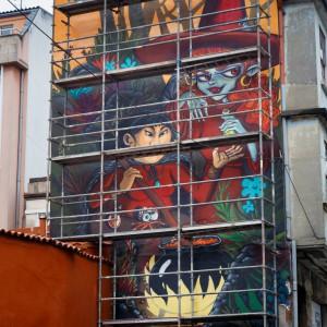 Foto mural A Eira das Meigas, 4 de 9