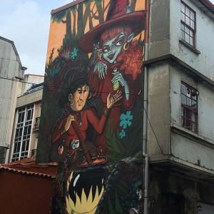 Foto mural A Eira das Meigas, 7 de 9