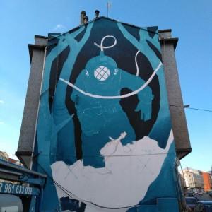 Foto mural A Orixe 2, 2 de 11