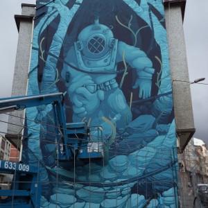 Foto mural A Orixe 2, 3 de 11