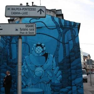 Foto mural a Orixe, 4 de 4