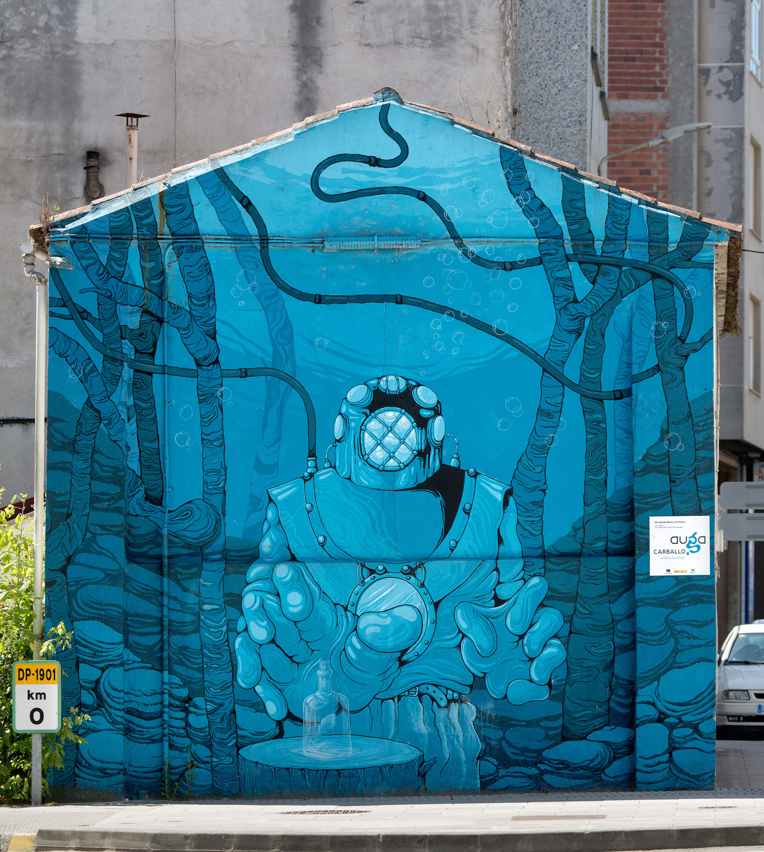 Foto principal mural A Orixe