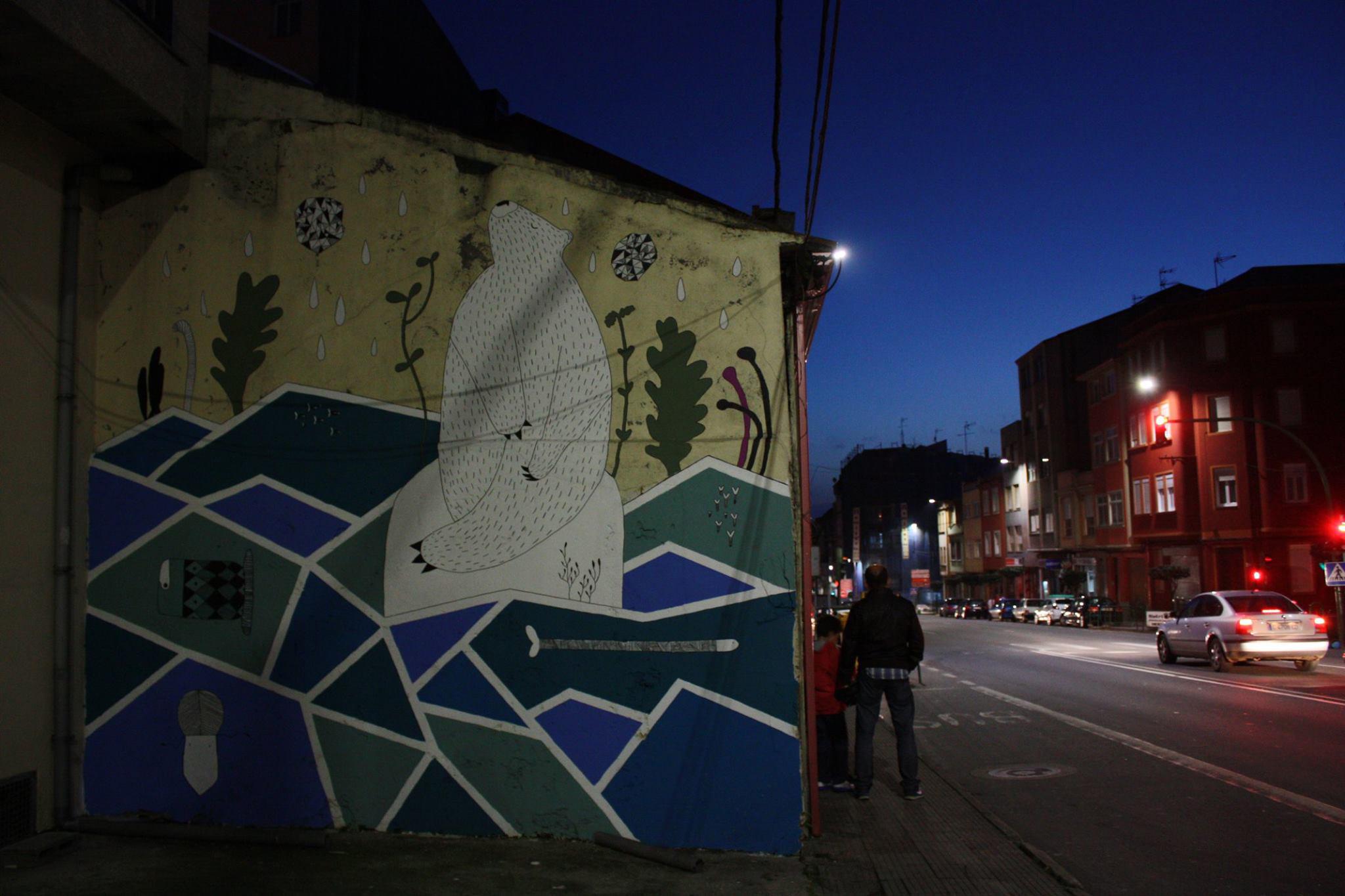 Foto principal mural Amañecer