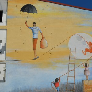 Foto mural Cara liberdade, 9 de 12
