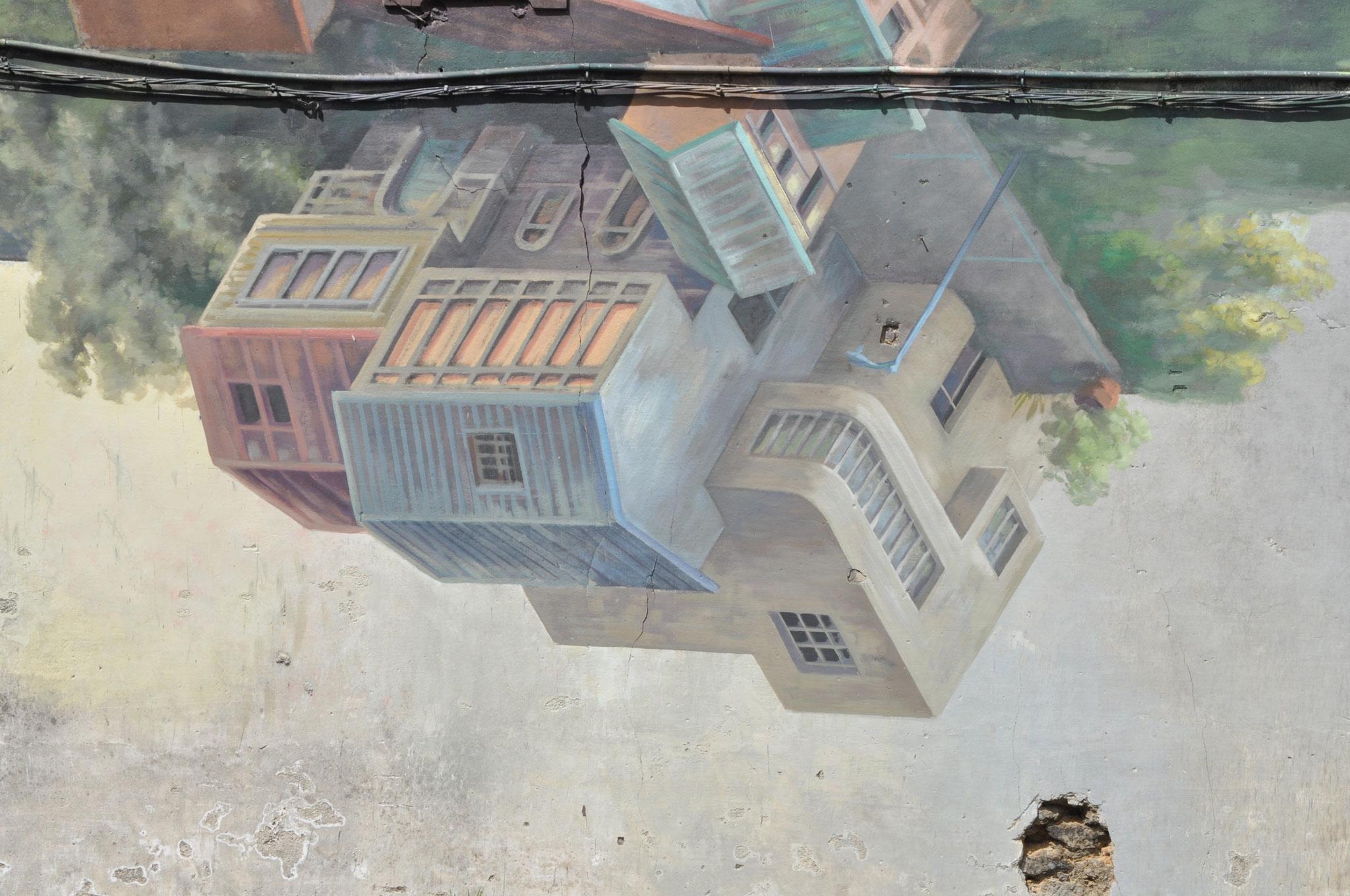Foto principal mural Costa da morte