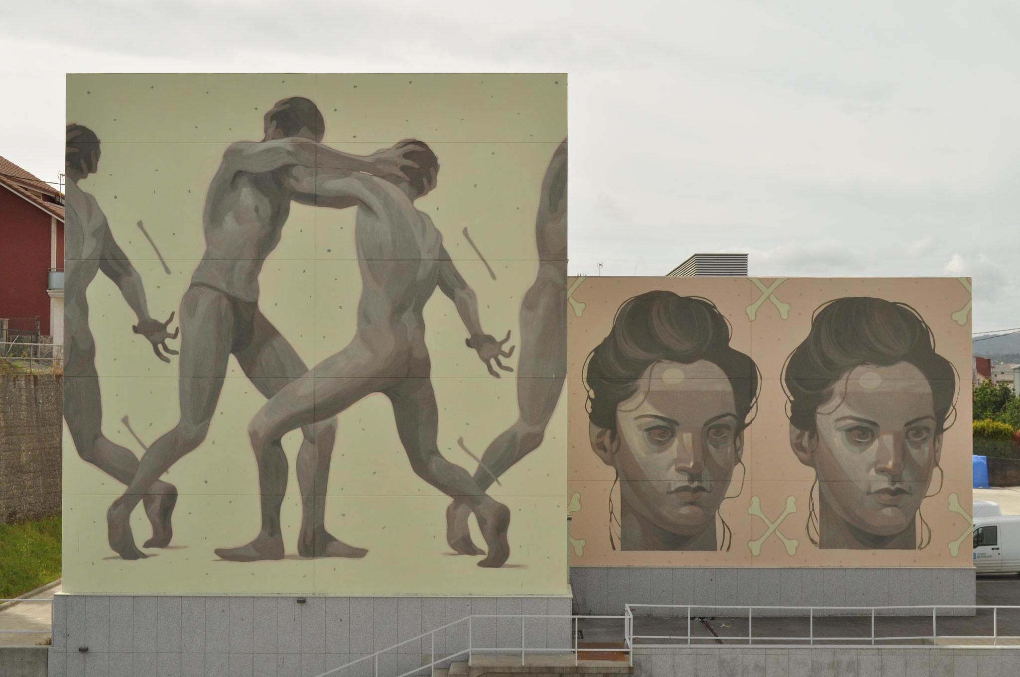 Foto principal mural Dualidade