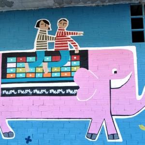 Foto mural Elefante, 6 de 7