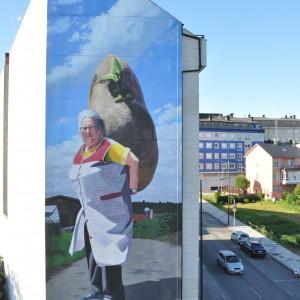 Foto mural Fina de Carballo, 1 de 8