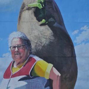 Foto mural Fina de Carballo, 4 de 8