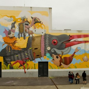 Foto mural Galician wildlife, 3 de 8