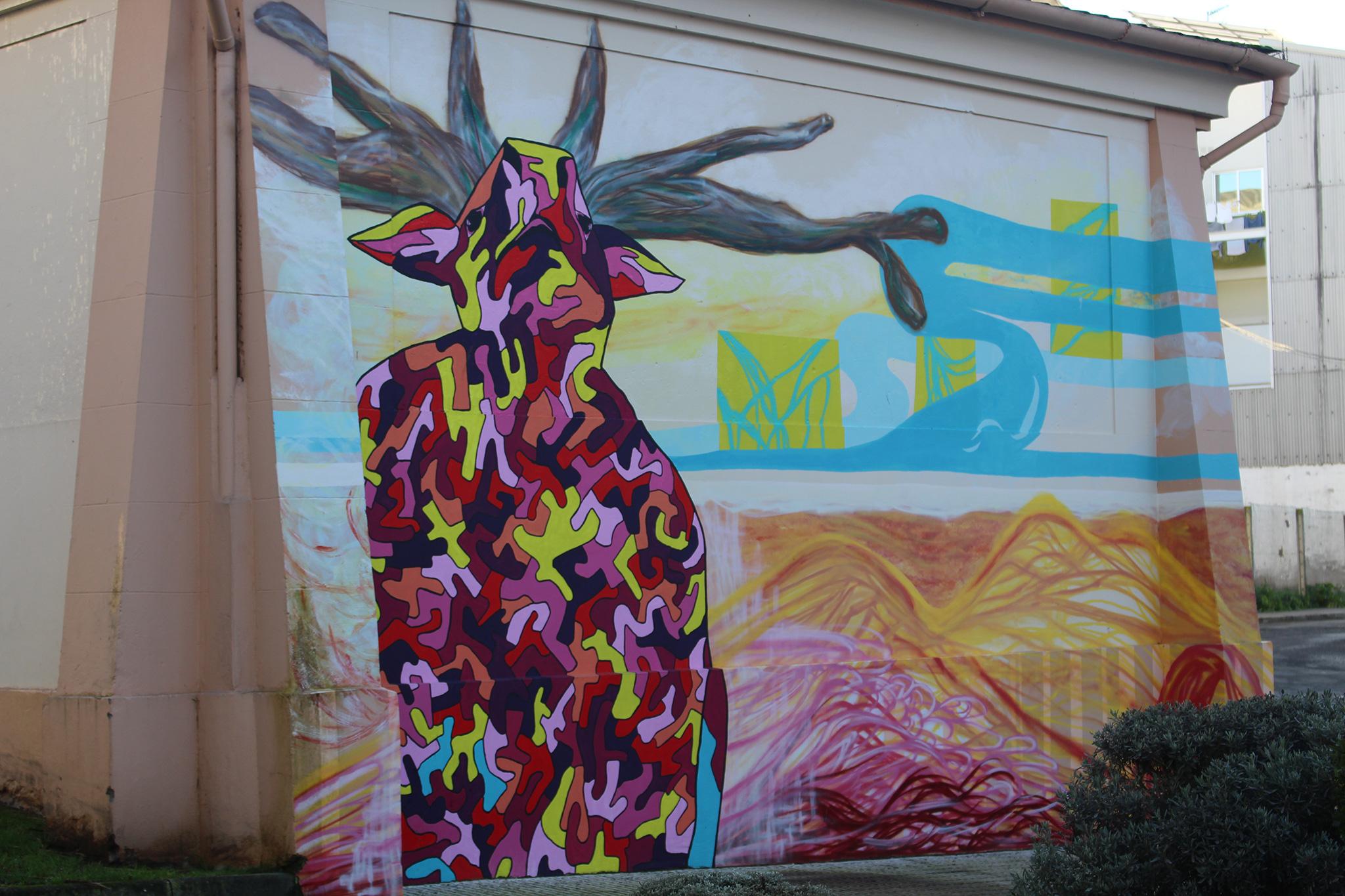 Foto mural principal Iroduro