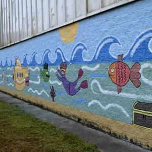 Foto mural Mar, 10 de 10