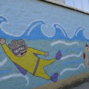Foto mural Mar, 7 de 10