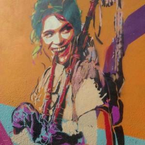 Foto mural MasterClass Stencil, 3 de 5