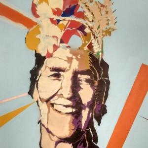 Foto mural MasterClass Stencil, 5 de 5