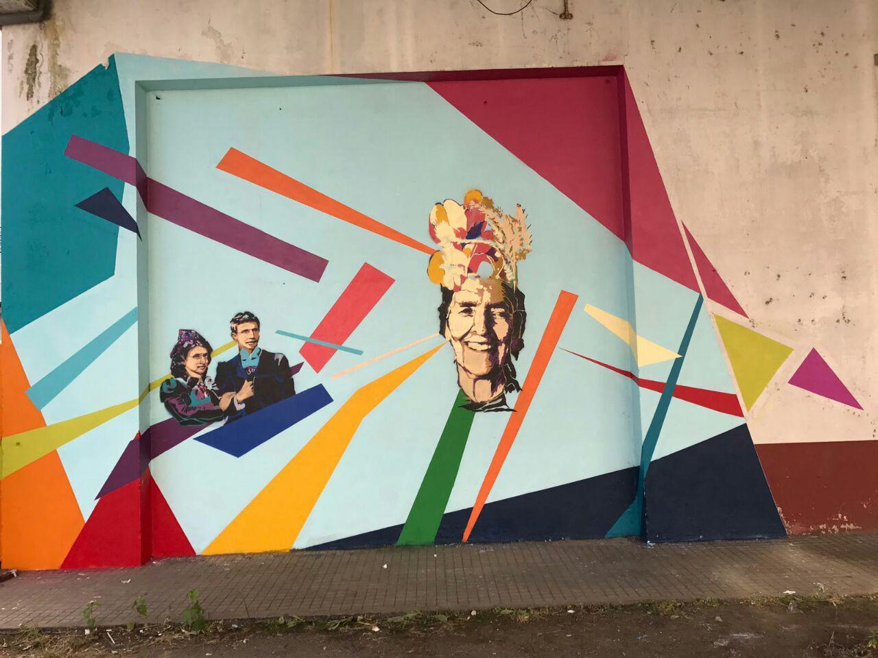 Foto principal mural MasterClass Stencil