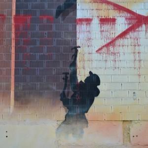 Foto mural O lapis do grafiteiro, 7 de 11