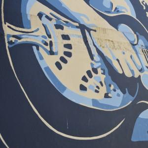 Foto mural O músico, 2 de 8