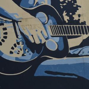 Foto mural O músico, 3 de 8