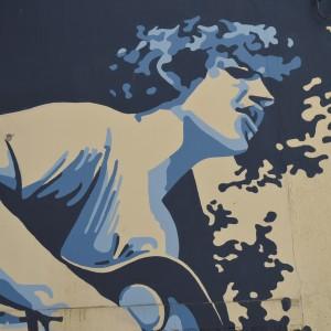 Foto mural O músico, 4 de 8