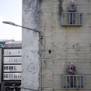 Foto mural Os veciños 2, 5 de 7