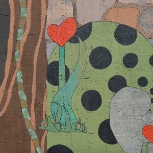 Foto mural Paraíso de Eva, 9 de 13
