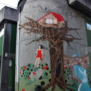 Foto mural Paraíso de Eva, 1 de 13