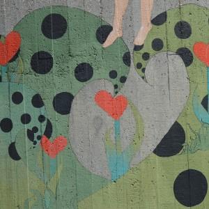 Foto mural Paraíso de Eva, 4 de 13