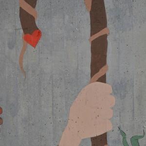 Foto mural Paraíso de Eva, 6 de 13