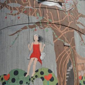Foto mural Paraíso de Eva, 7 de 13