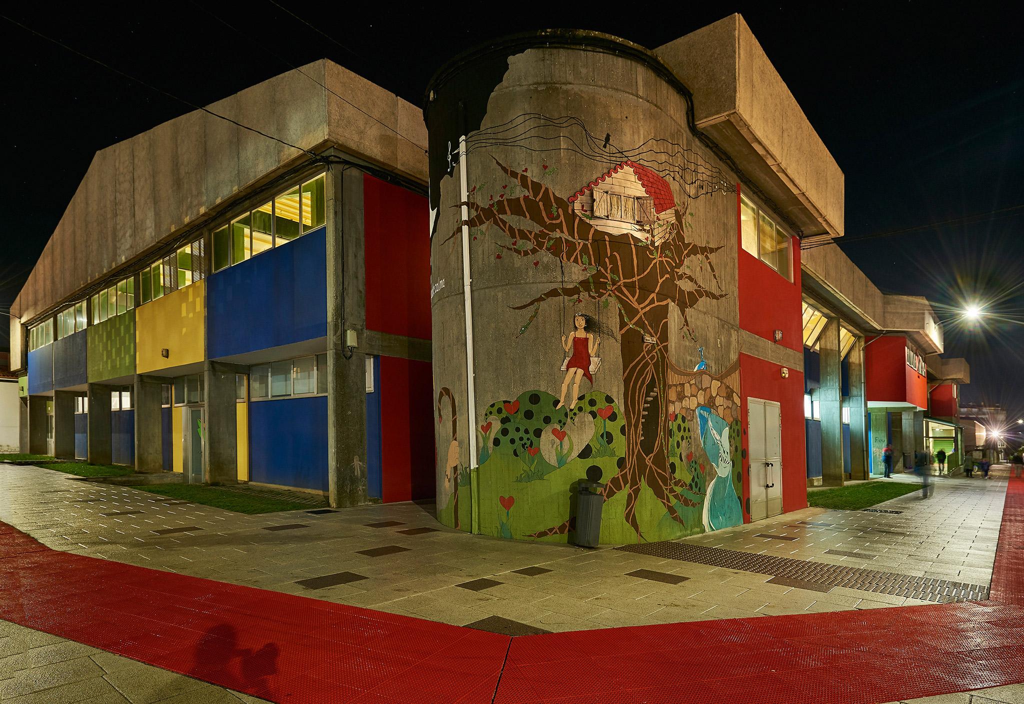 Foto principal mural Paraíso de Eva
