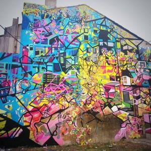 Foto mural Psicodelia, 6 de 6