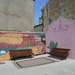 Foto mural Representación de Serpes de auga, 2 de 11