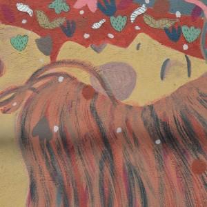 Foto mural Representación de Serpes de auga, 4 de 11