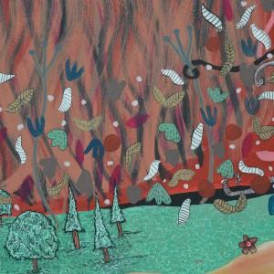 Foto mural Representación de Serpes de auga, 5 de 11