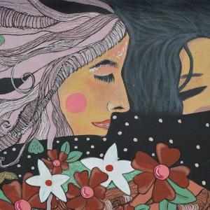 Foto mural Representación de Serpes de auga, 6 de 11