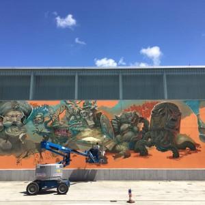 Foto mural Saturno, 4 de 9