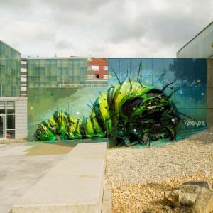 Foto mural Trasherpillar, 3 de 12