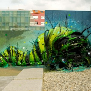 Foto mural Trasherpillar, 4 de 12