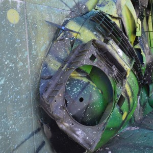 Foto mural Trasherpillar, 8 de 12
