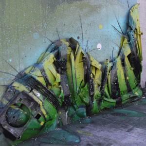 Foto mural Trasherpillar, 9 de 12