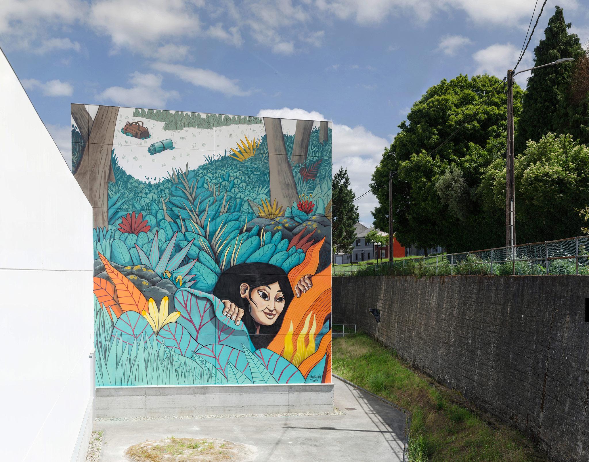 Foto principal mural Vida sinxela