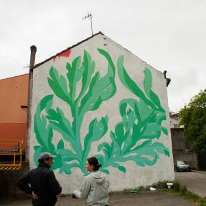 Foto mural Artemisia Vulgaris, 3 de 17