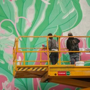 Foto mural Artemisia Vulgaris, 5 de 17