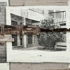 Foto mural Tachar as pintadas dunha rúa, 16 de 25