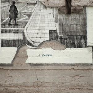Foto mural Tachar as pintadas dunha rúa, 20 de 25