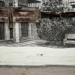 Foto mural Tachar as pintadas dunha rúa, 21 de 25