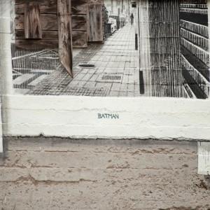 Foto mural Tachar as pintadas dunha rúa, 23 de 25