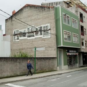 Foto mural Tachar as pintadas dunha rúa, 7 de 25